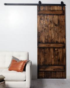 barn door canvas
